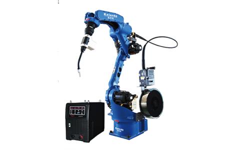 安川焊接机器人伺服弧焊系统(碳钢/不锈钢)