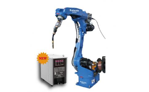 超低飞溅机器人焊接系统